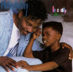 philip bailey family