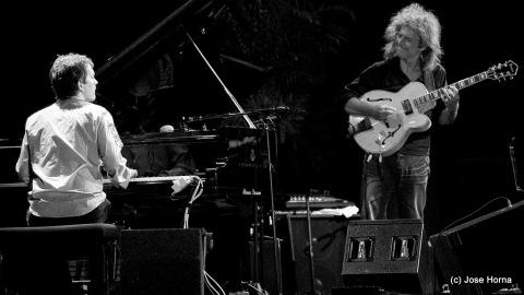 San Sebastian - Donostia Jazz Festival 2007Brad Mehldau, Pat Metheny