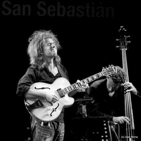 San Sebastian - Donostia Jazz Festival 2007Pat Metheny, Larry Grenadier