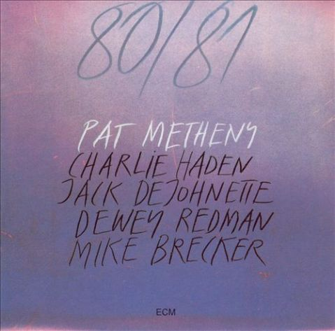 pat metheny 80 81