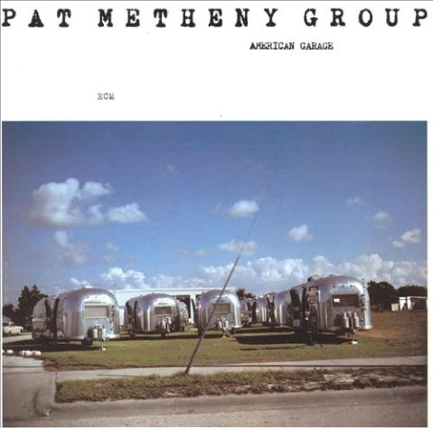 pat metheny garage