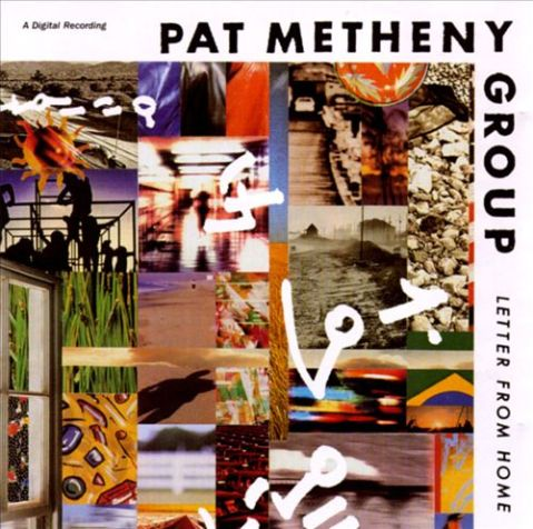pat metheny letter