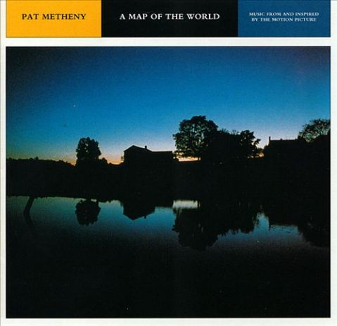 pat metheny map