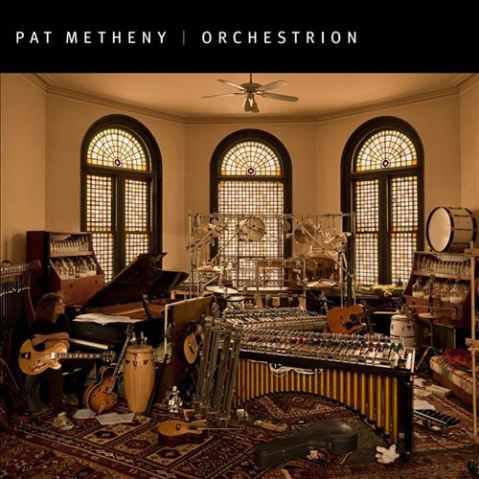 pat metheny orchestrion
