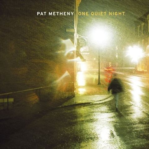 pat metheny quiet