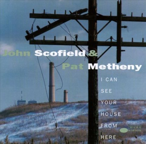 pat metheny scofield