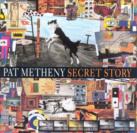 pat metheny secret