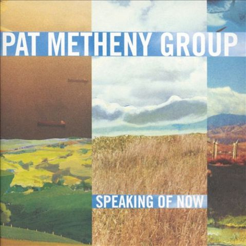 pat metheny speaking