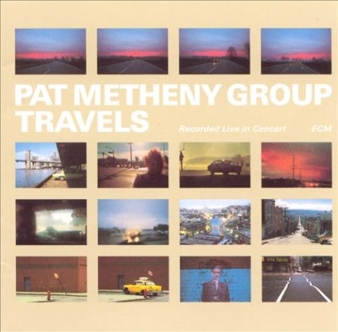 pat metheny travels