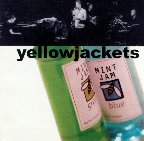 Yellowjackets - Mint Jam - Front