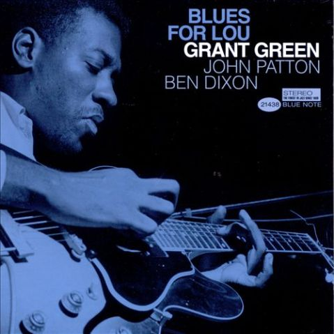 grant green blues