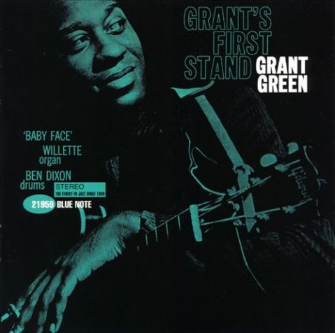 grant green first