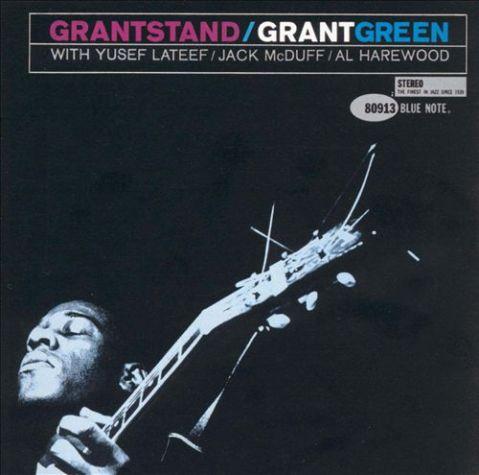 grant green grantstand