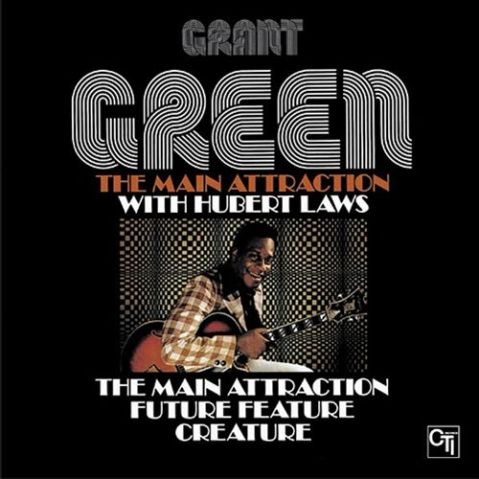 grant green man attraction